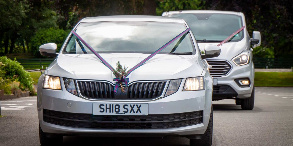 Executive travel wedding cars