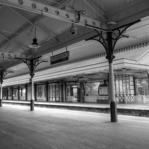 Strathspey Rail Tour