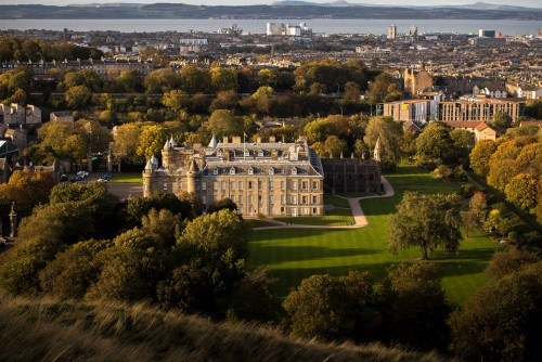 Palace of Holyroodhouse Edinburgh